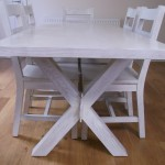 oak dining set 2